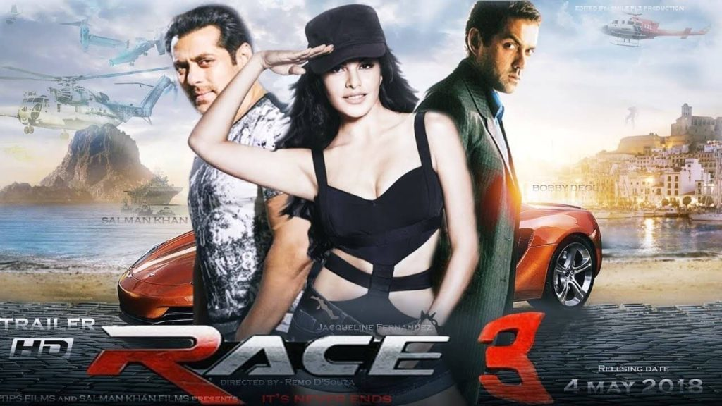 Race 3 movie download kase kare HD mai full  - youtube.com