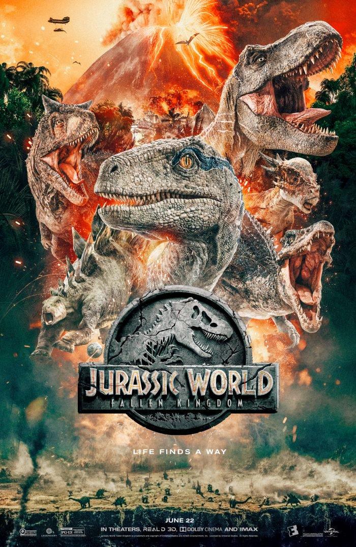 Watch - Download Movie Jurassic World: Fallen Kingdom Full Movie