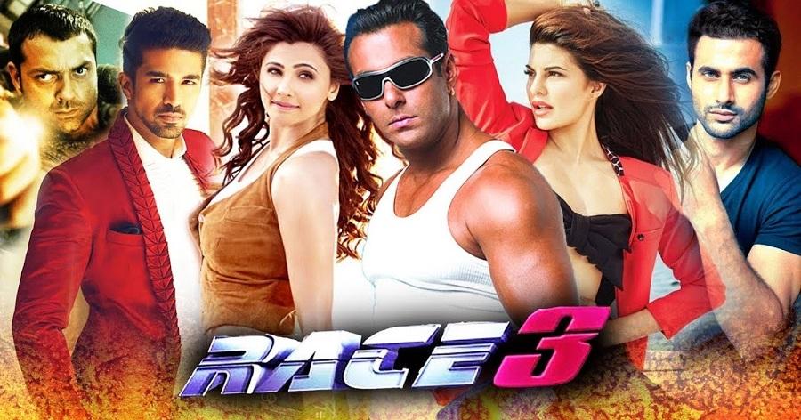RACE 3 [HINDI] 2018 FULL MOVIE DOWNLOAD 720P HD 700MB VIDMATE