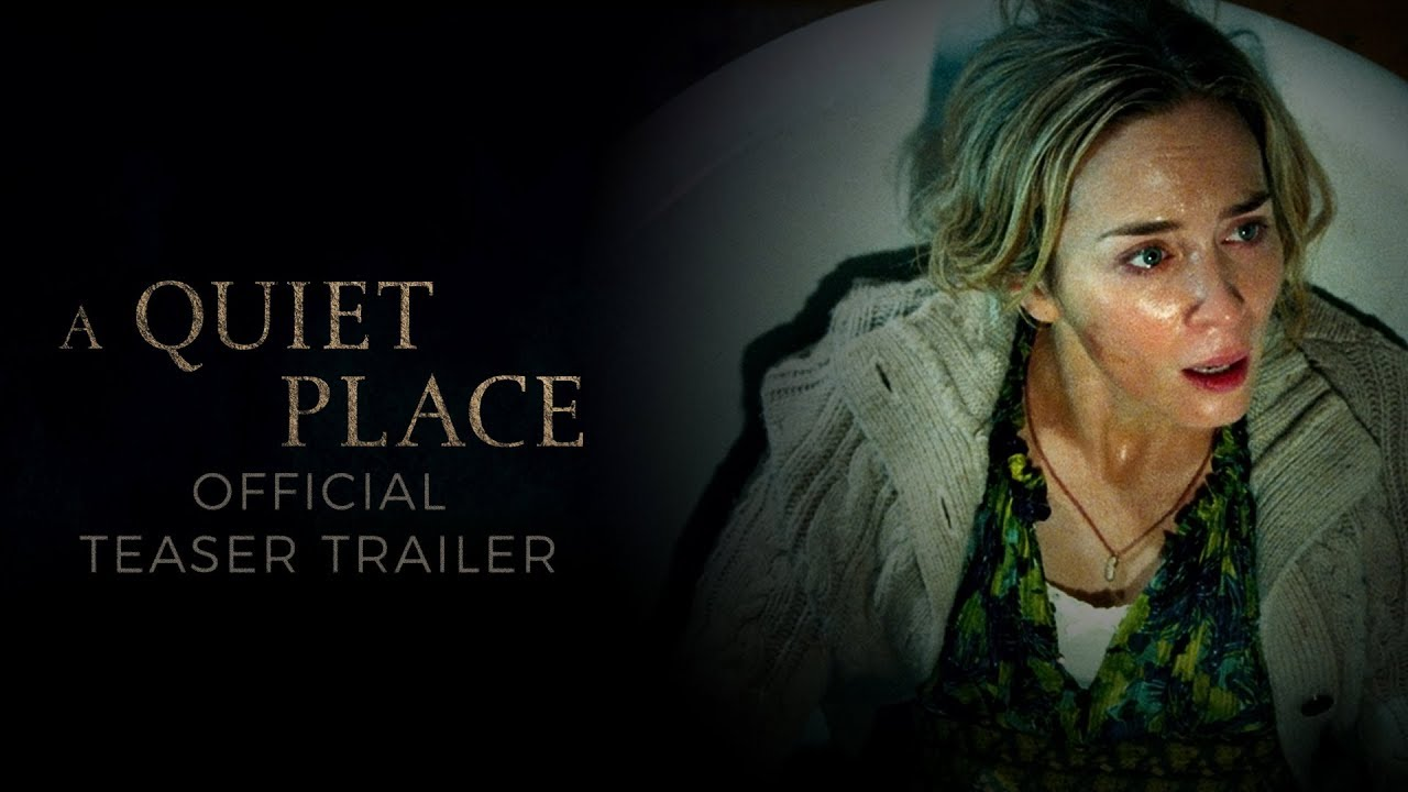 watch the quiet place full movie