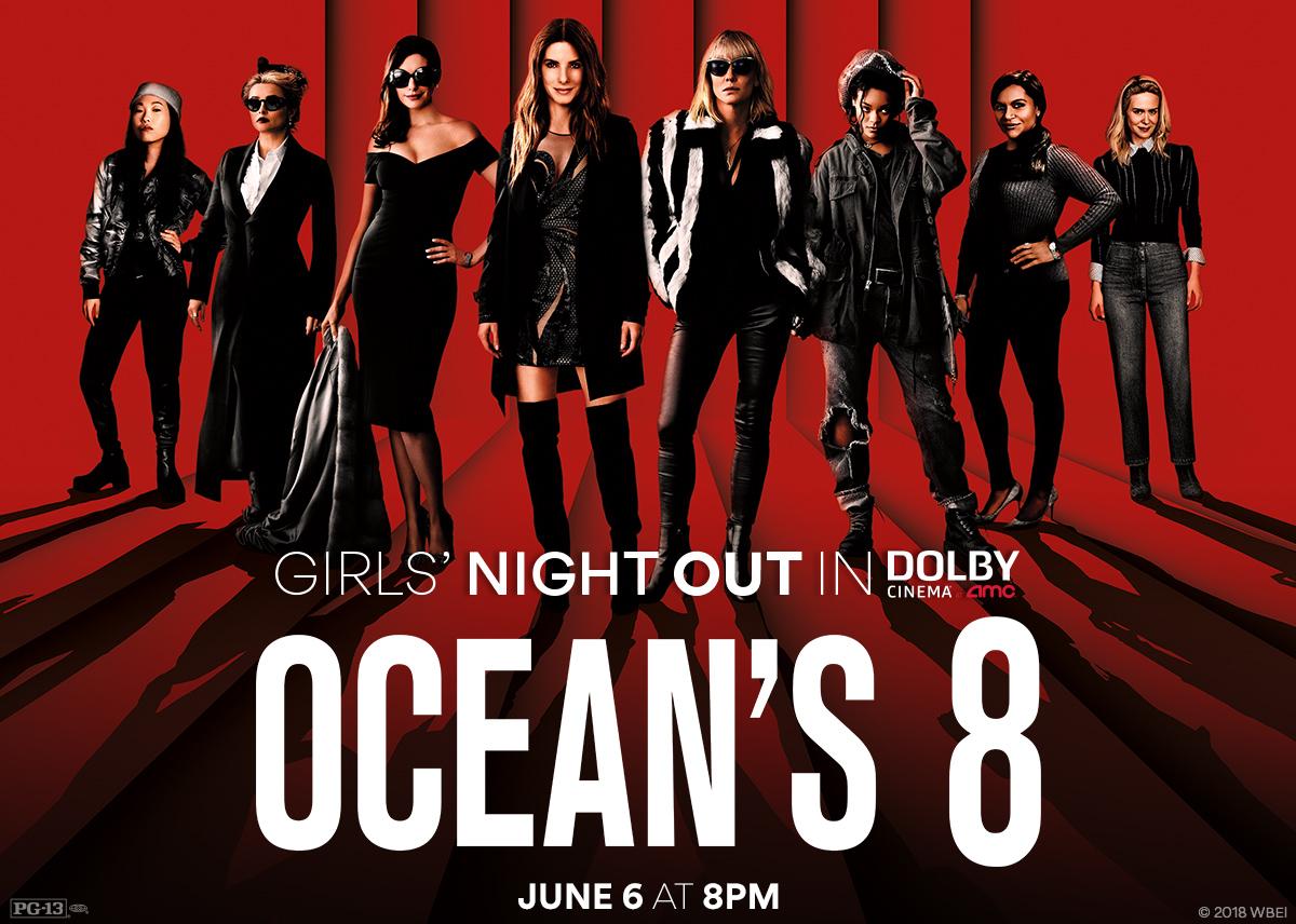 """!!1123Movies!!!HD)-Watch """"Ocean's 8"""" Full (2018) Online ..."""