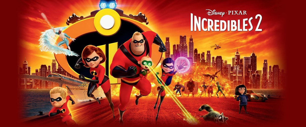 watch free online the incredibles 2