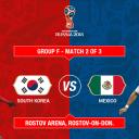 **@~FIFA** South Korea vs Mexico Live Stream