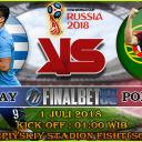 "!!""TV=LIVE-FOX!!""#Uruguay vs Portugal Live stream online 2018"