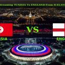 @!WATCH@!Tunisia-Inghilterra in Streaming e diretta tv su Mediaset