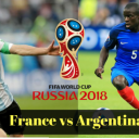 Watch-Live** Argentina vs France 2018 Live Stream Free World Cup Game online Free Tv