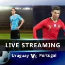 Watch-Live** Uruguay vs Portugal 2018 Live Stream Free World Cup Game online Free Tv.