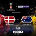 FrEE Croatia vs Denmark 2018 Live Streaming