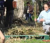 Journée écovolontaire à Poleymieux au Mont d'Or
