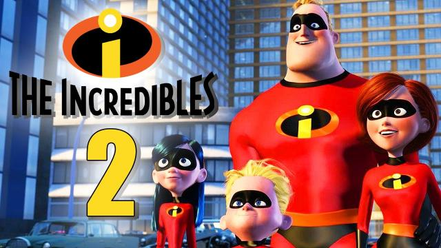 Incredibles 2 Stream English